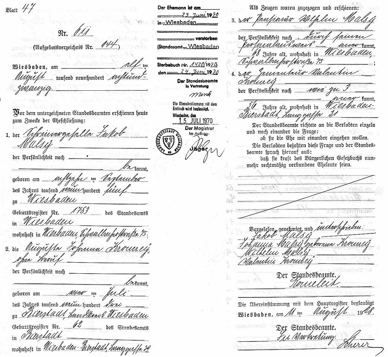 Personalausweis Wiesbaden Bierstadt